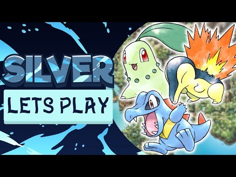 My FIRST Gen 2 Journey! Which Starter Will I Pick?! - Pokemon Silver Let's Play #1