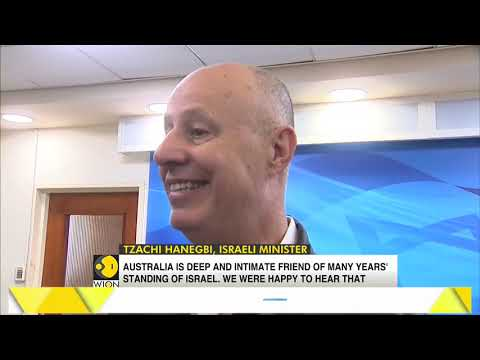 Breaking News: Netanyahu's aide reacts to Australia's Jerusalem move