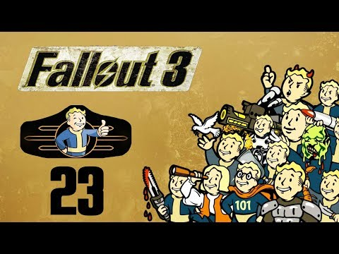 Fallout 3 Blind - 23 - Exploring Exciting Dupont Circle...