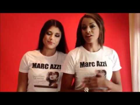 Marc azzi brazilian blowout keratin hair treatment with us model marc azzi brazilian blowout keratin hair treatment with us model claudia jordan and shelly rio altavistaventures Images