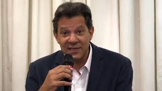 Entrevista Haddad - 8.out.2018