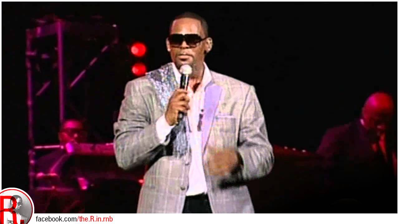 R Kelly the Love Letter tour part 2 of 4
