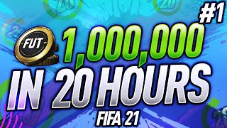 0 TO 1000000  N 20 HOURS F FA 21 EP SODE 1