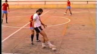 Fut-Sal Ipcamp Espanha (Armando) x Inglaterra (Celso) 5-5