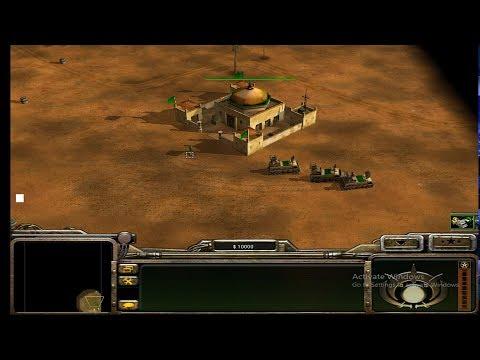 Commander & Conquer General Zeur Hour GLA army#11تختيم لعبة كوماندر اند كونكر