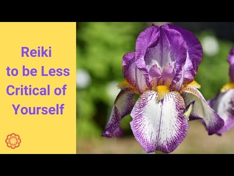 Reiki To Be Less Critical Of Yourself