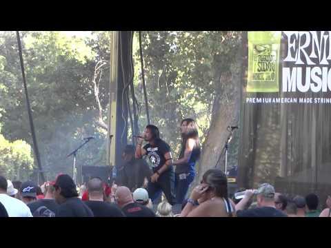 Pop Evil Last Man Standing Aftershock Festival 2013