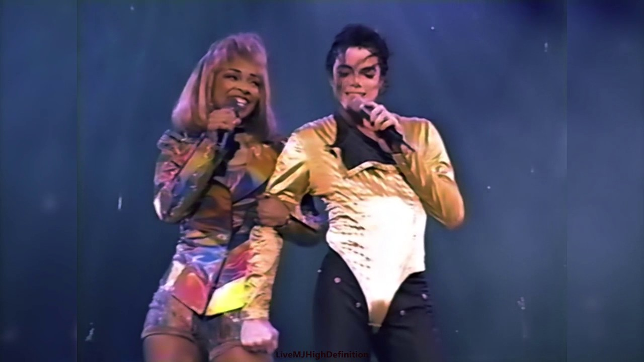 Michael Jackson   I Just Can't Stop Loving You   Live Argentina 20   HD