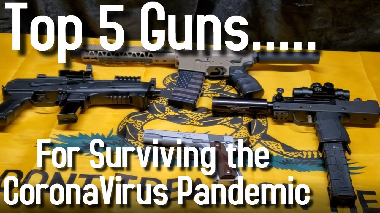 Image result for guns and pandemic