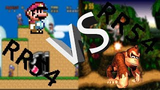Super Mario World Vs. Donkey Kong Country - RR54