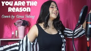 Download Lagu YOU ARE THE REASON - Calum Scott (Cover by UMA TOBING) HD Mp3
