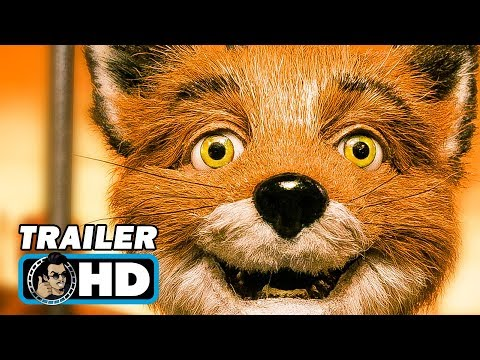 FANTASTIC MR. FOX Movie Clip - Opening Scene (2009) Wes Anderson Bill Murray Animation Film HD