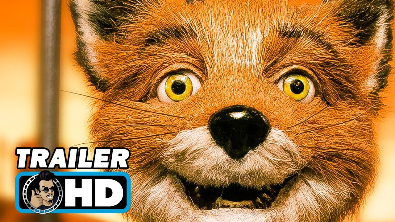 Fantastic Mr Fox Movie Clip Opening Scene 2009 Wes Anderson Bill Murray Animation Film Hd Youtube