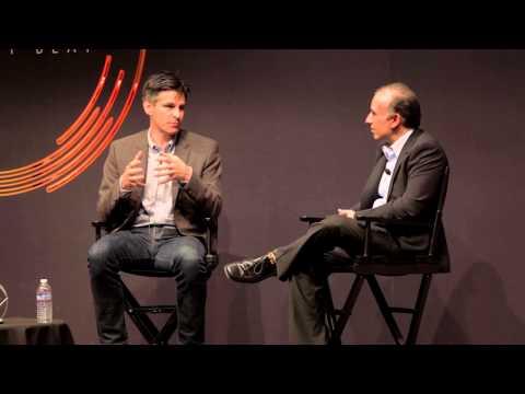 Watch Hulu CEO Mike Hopkins ('01) Discuss Strategy
