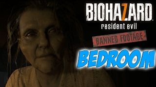 nuevo dlc banned footage the bedroom resident evil 7 biohazard