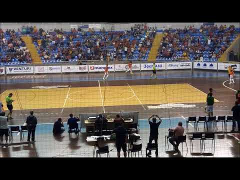 Blumenau Futsal 5x2 Joinville Gols