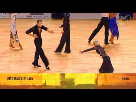 2012 World U-21 Latin | The Semi-Final