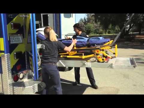Santa Clara County 911 Paramedic Ambulance Technology  2014