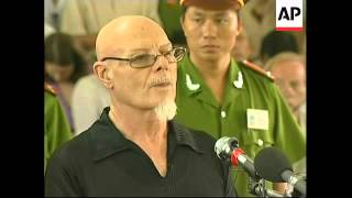 Gary Glitter sentenced to three years on sex charges