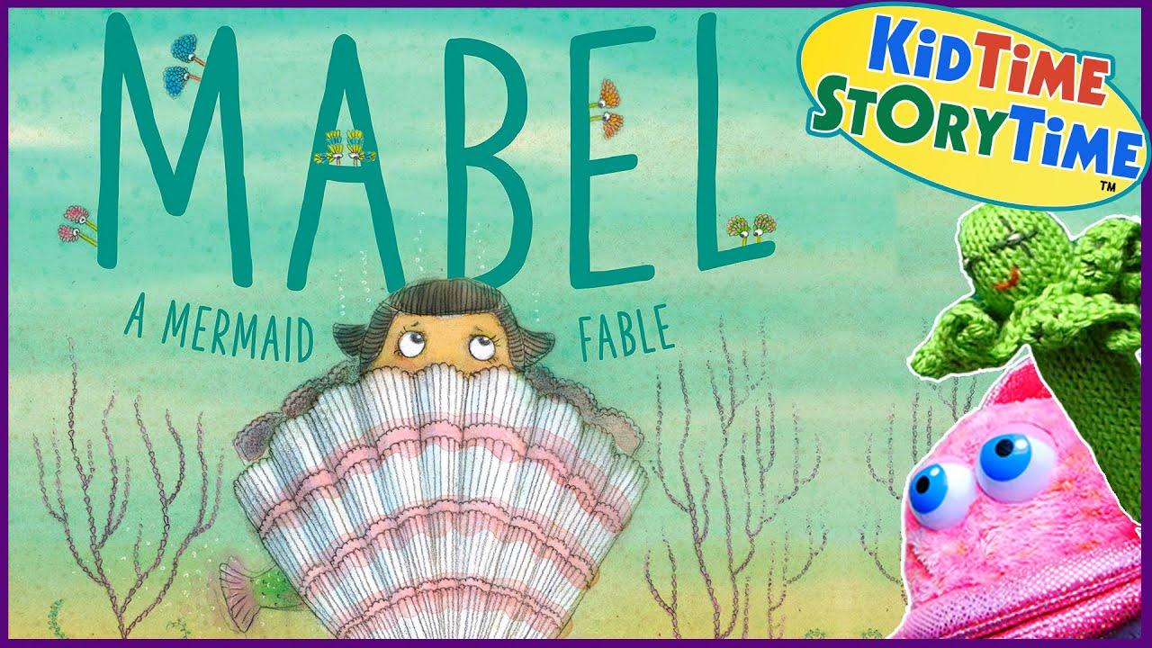 MABEL a Mermaid Fable 🧜🏼♀️ Kids book read aloud | Mermaid Book for kids