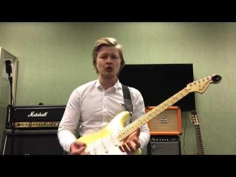 Lær el gitar raskere hos Kristiansand Gitartimer