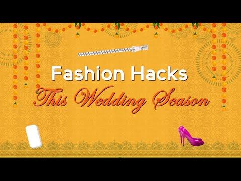 Fashion Hacks This Wedding Season | Hauterfly thumbnail