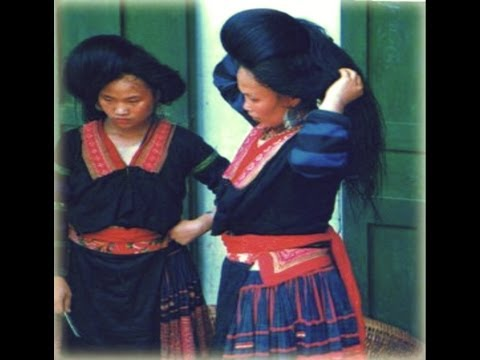 Mountain Hill Tribes . The People and The Jewelry . Hmong Kom India Lao Khmer .