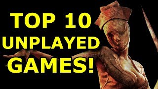 TOP 10 Great Games NO ONE Played!