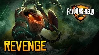 Repeat youtube video Falconshield - Revenge (League of Legends Music - Nautilus)