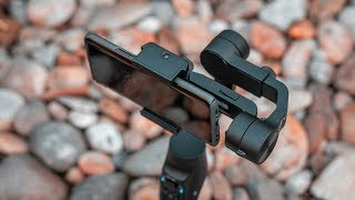 Moza Mini-Mi Smartphone Gimbal Review