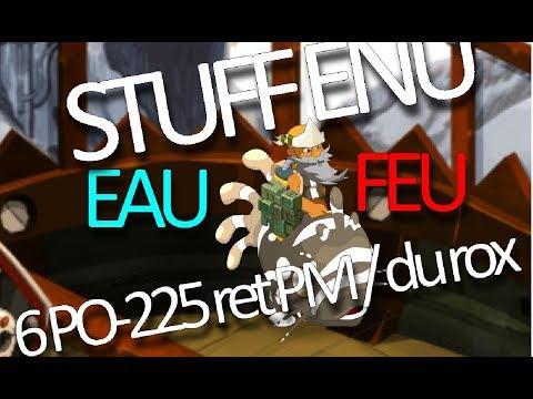 STUFF ULTIME ENU EAU/FEU 200 PVM (d'après moi) [DOFUS]