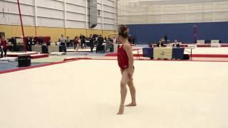 Victoria Moors - Floor Final - 2015 Elite Canada
