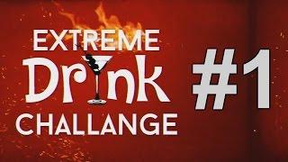 EXTREME DRINK CHALLENGE #1 (Gość - SWC vlog) [ ChwytakTV ]