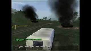 Прохождение игры Операция Flashpoint Сопротивление часть 5 (продолжение)