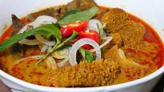PHÁ LẤU - Cách nấu món Phá Lấu Lòng Bò chuẩn vị - Bí quyết để LÒNG BÒ không bị mùi by Vanh Khuyen