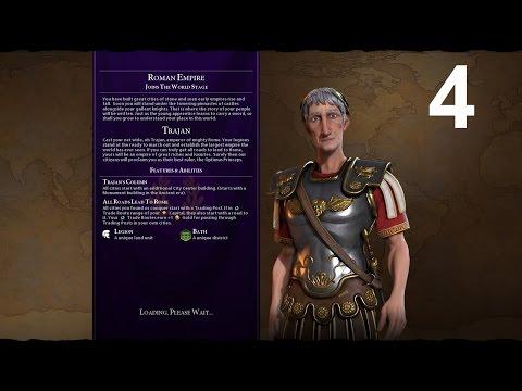 Civilization 6 Roman Empire Finding Seoul Ep 4