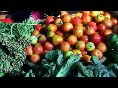 Amazing Cambodian Market: Varieties of Healthy Vegetables in Market _ Daily Life, Cambodia