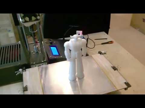 3d printed Robot Grendizer