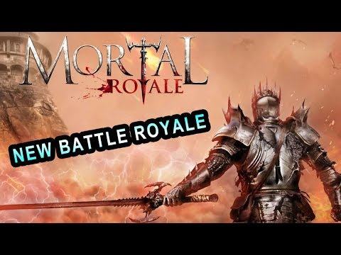 Mortal Royale New Battle Royale Game Medieval Swords And Magic  (Free to play Early Access)