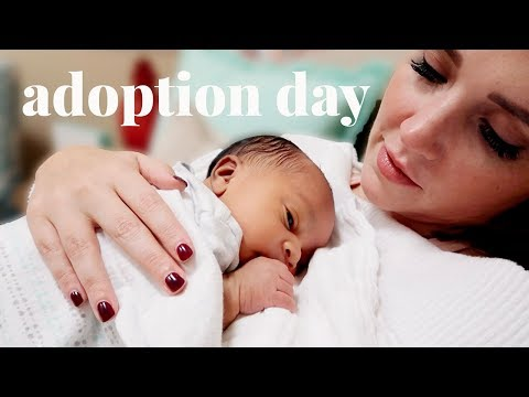 Adoption Day \\ Meeting Our Baby...