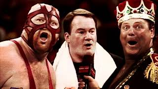 Jerry Lawler comments on Big Van Vader passing away