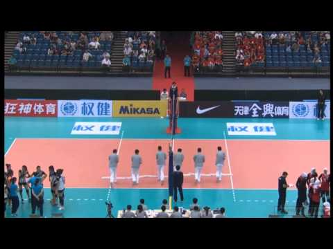 [Set 5]Vietnam Vs Iran:Asian Women Volleyball Championship 2015[Round 2]-Pool E - YouTube