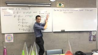 Features of the Hyperbola (3 of 3: Proving Rectangular Hyperbola using Asymptotes)