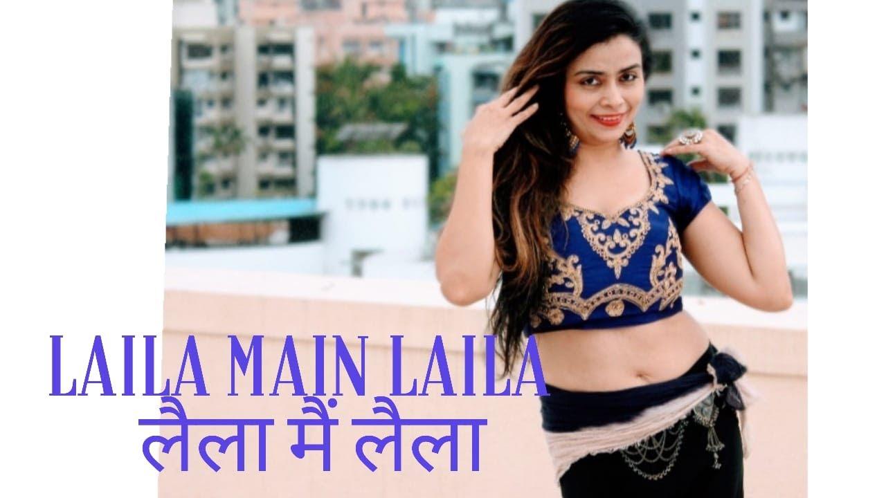 Laila Main Laila Dance | #Dancelikelaila | Raees | Let's Dance With Niti