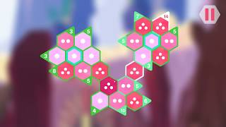 Hexologic - Level 31--45 Gameplay Walkthrough (PC/IOS/Android)