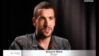 euronews le mag - Duffy et Shayne Ward: deux stars britanniques, deux...