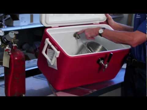 co2 keg tap instructions