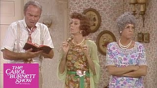 Gambar cover The Family: Brotherly Love from The Carol Burnett Show (full sketch)