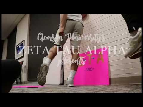 Clemson ZTA Big Man on Campus 2016