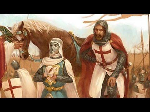 Saladin vs. King Baldwin IV at Belvoir Castle, 1182